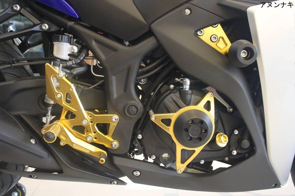 Yamaha R3 Crash Protection/Sliders - Page 18 - Yamaha R3 Forum